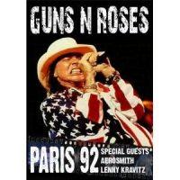 Cover Guns N' Roses - Paris 92 [DVD]